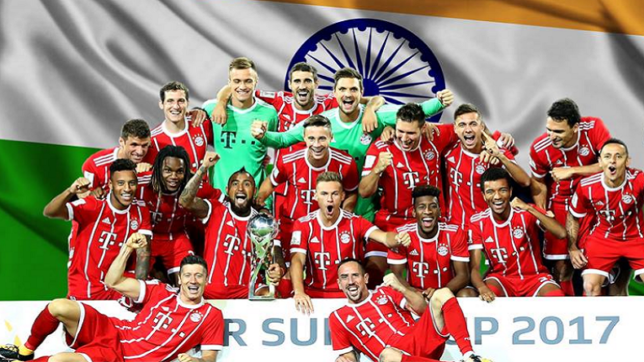 Man Utd, Arsenal, PSG, top European football clubs wish Indian fans on Independence Day