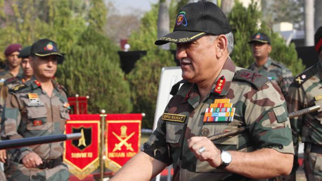 Doklam stand-off: China's effort to change status quo needs to be wary about, says Army Chief