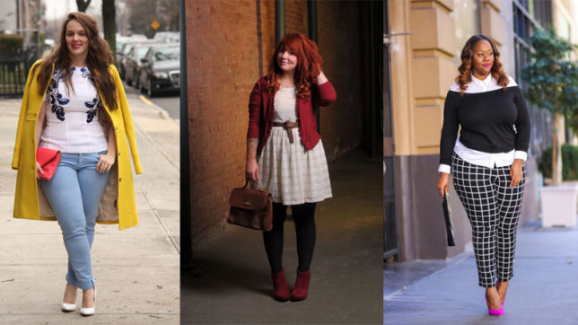 Styling tips for curvy women