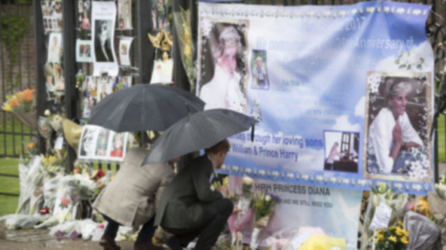 Britain remembers 'People's Princess' Diana on 20th death anniversary