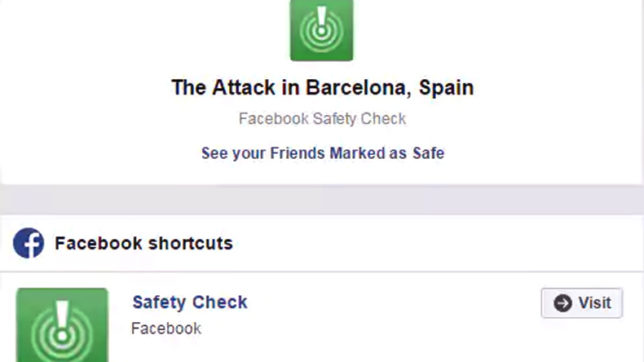 'Safety Check' to be permanent feature on Facebook