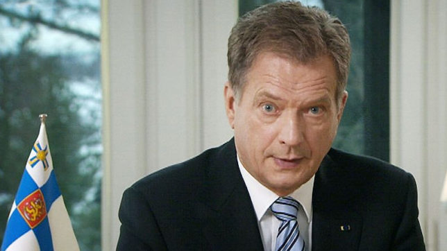 Finnish President Niinisto to meet Trump in White House