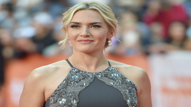 Kate Winslet felt 'scared' filming 'The Mountain Between Us'