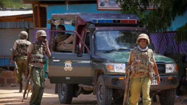 Kenya: Al-Shabaab militants kill 5 police officers