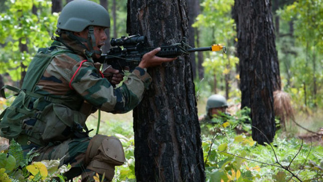 Pakistan violates ceasefire in Poonch, 45 year old woman killed
