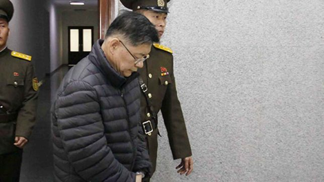 North Korea releases Canadian missionary jailed since 2015
