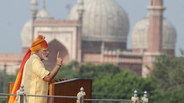 PM Modi refers to 42-year-old project to attack previous governments