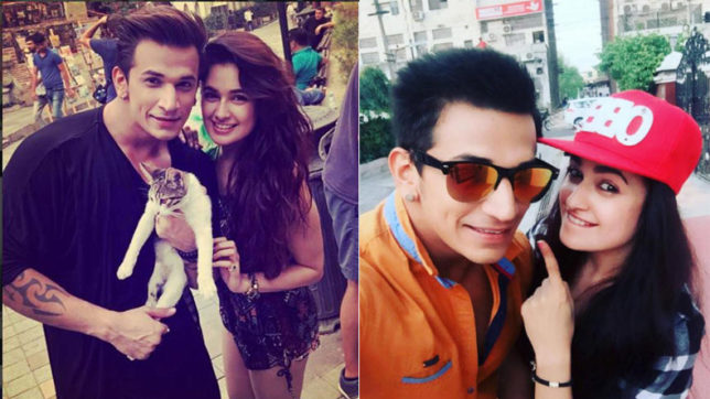 Yuvika Chaudhary refutes rumours of dating Prince Narula
