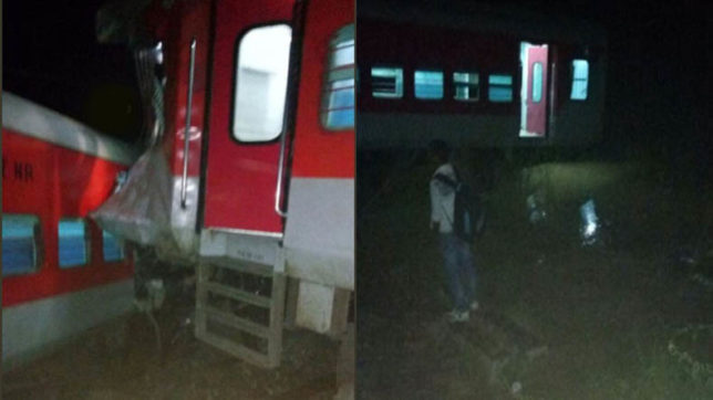 Uttar Pradesh: 74 injured, 4 critical as Kaifiyat Express derails in Auraiya