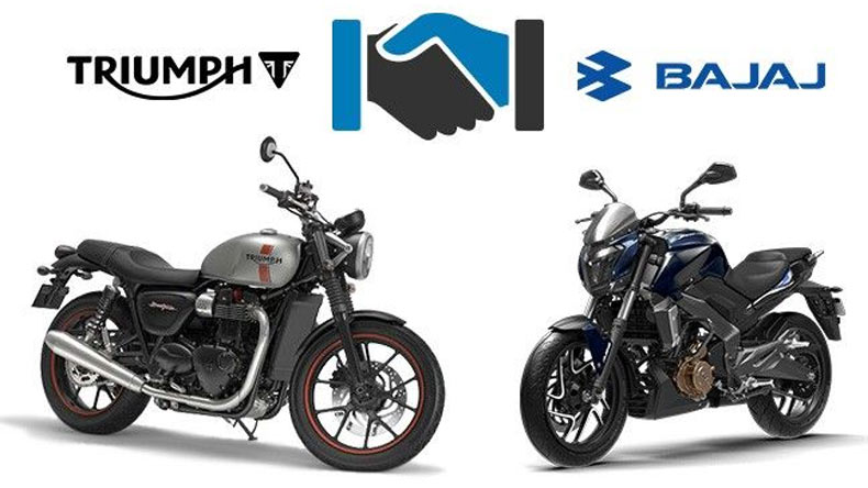 Triumph , Bajaj , global markets, bajaj dominar, Dominar,auto news, breaking news, top news, latest news, top news, bike news, dominar news, triumph news