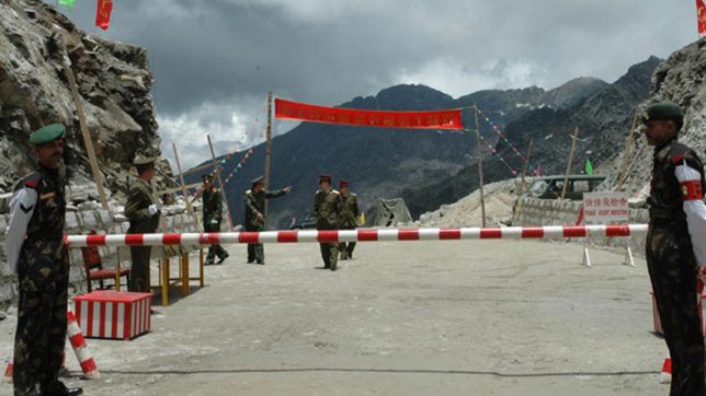 China tightens security along its borders with India, North Korea and Myanmar