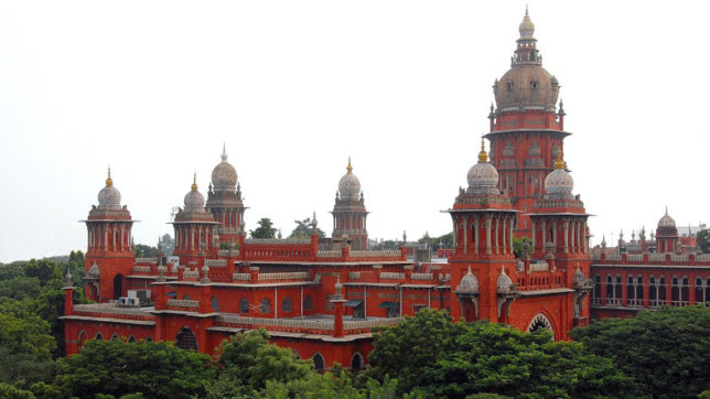 Madras High Court to hear plea of 18 disqualified AIADMK MLAs on September 20