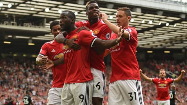 Champions League: High-flying Manchester United to host Basel at Old Trafford