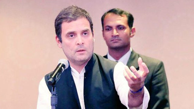 Amethi administration asks RaGa to reconsider his plans to visit his constituency citing security reasons