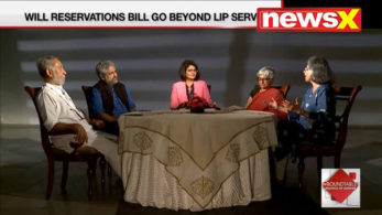 The Roundtable, Politics of gender, role of women in politics, women in politics, Bharatiya Janata Party, BJP, Defence Minister, Nirmala Sitharaman, Neerja Chowdhury, Political Analyst, Dilip Cherian, Image Guru, Senior Executive Editor, Priya Sahgal,