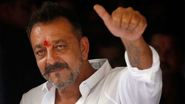 Want my kids to learn from my mistakes: Sanjay Dutt