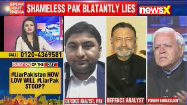 Speak Out India: Terror state Pakistan stands exposed in front of the world