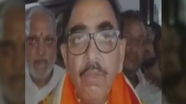 I am MP, I am toll free: UP BJP chief for not paying toll fee