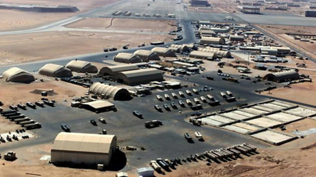 Israel, US inaugurate 1st American base on Israeli soil