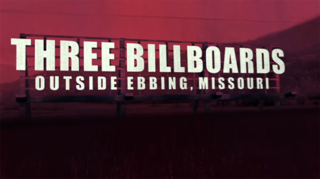 'Three Billboards Outside Ebbing, Missouri' wins top TIFF award