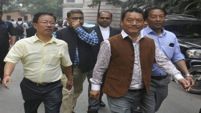 Lookout notice against three GJM leaders in connection with Kalimpong blast