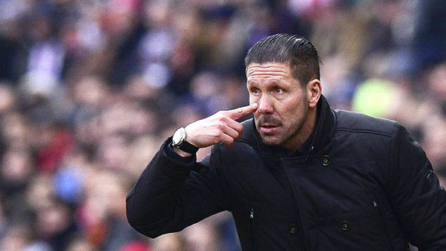 Coach Diego Simeone extends contract with Atletico Madrid for 2 seasons