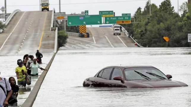 Hurricane Harvey to be costliest natural disaster in US: Report