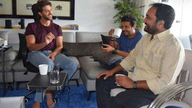 Official! Hrithik Roshan to essay role of Anand Kumar in Vikas Bahl's 'Super 30'