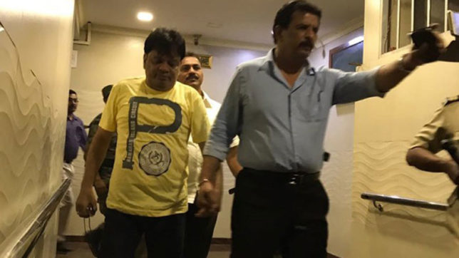 Iqbal Kaskar and Chota Shakeel booked under MCOCA in Thane extortion racket