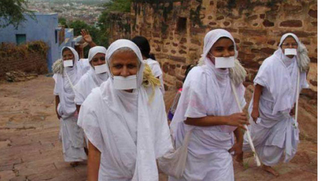Jain couple's monkhood: Gujarat child rights body raises questions on future of daughter