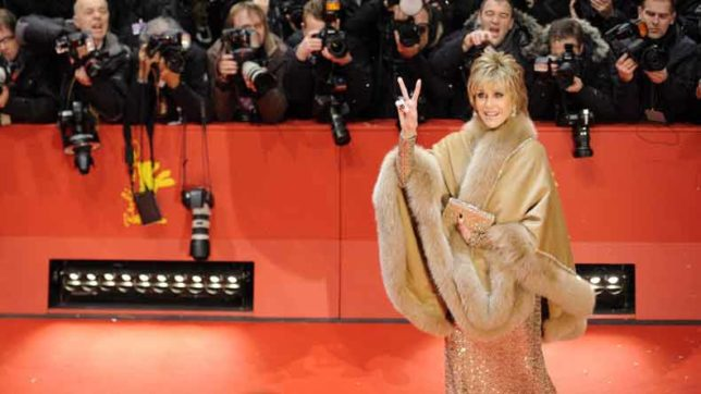 Sex gets better with age: Jane Fonda