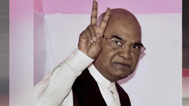 President Ram Nath Kovind on 2-day Gujarat visit