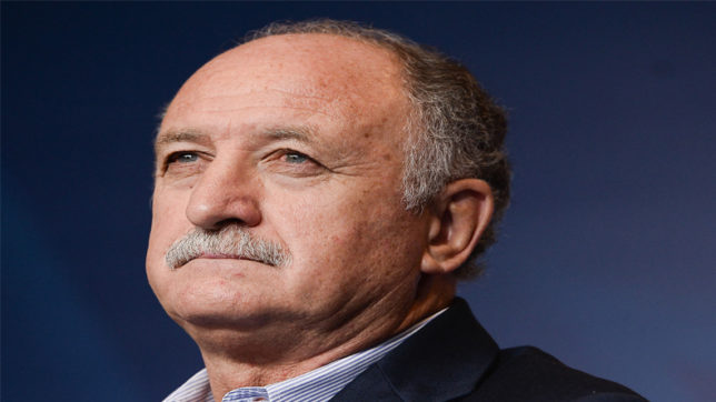 Luiz Felipe Scolari keen to coach 'for a lot longer'