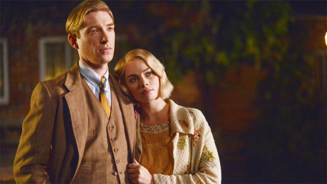 Domhnall Gleeson wants to work with Margot Robbie again
