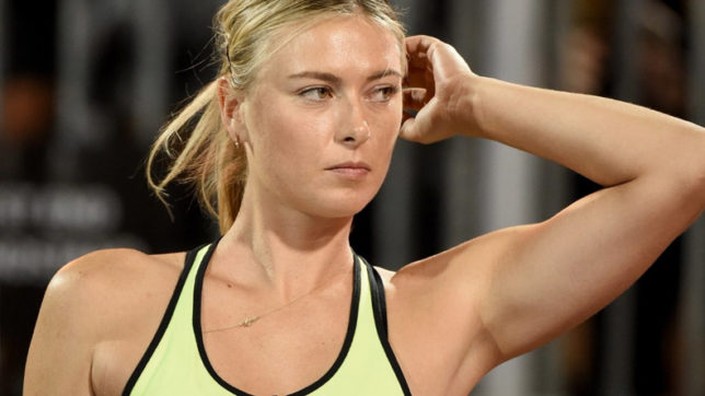 Maria Sharapova sees off Sofia Kenin to book place in US Open 4th Round