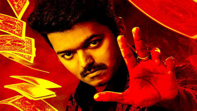 With over 20 million views, Vijay's 'Mersal' teaser is all the rage on social media