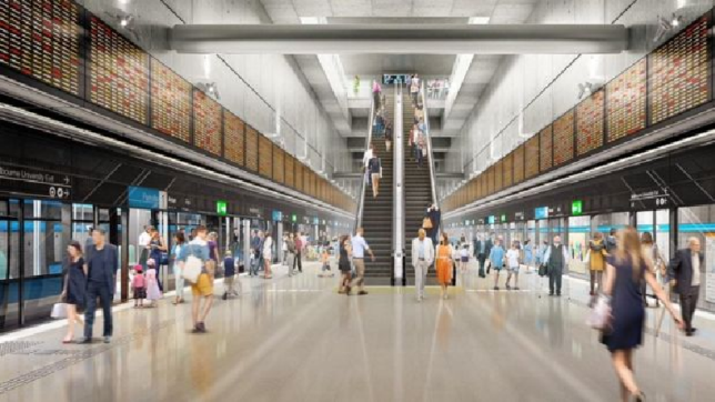 Melbourne decides to name metro stations after 'Game of Thrones' series