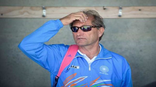 Disappointed with sacking, wanted to lead India in 2018 World Cup: Roelant Oltmans to NewsX