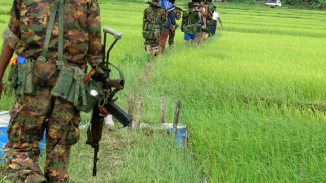 Mass grave of 28 Hindus: India hopes Myanmar will punish those involved