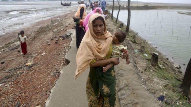 US to give $32mn in aid to Rohingya