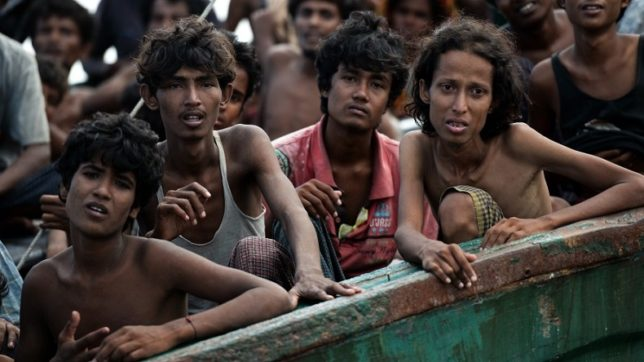 Rohingya insurgent group declares temporary ceasefire