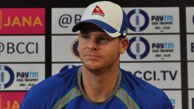 We weren't good enough, batting collapses need to stop: Steve Smith