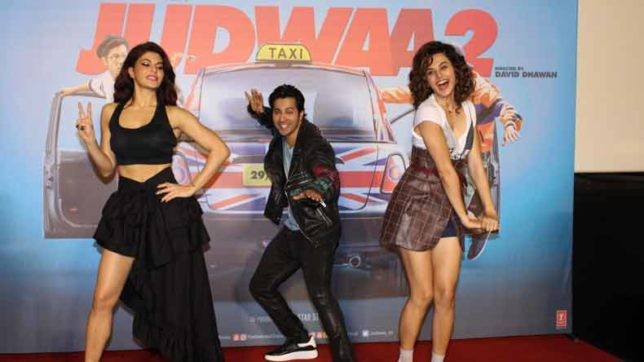 Varun Dhawan wants to attract family audience with 'Judwaa 2'