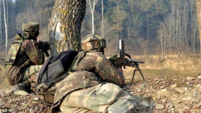J&K: 2 Terrorists gunned down in encounter with security forces in Hajin area of Bandipora