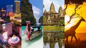 Thailand, Cambodia, Maldives, Indonesia, Macau, Kenya, Mauritius, Ecuador, Fiji, Jamaica, cheap international destinations, where to go for winter vacations, budget friendly international destinations, visa on arrival for Indians, winter vacations