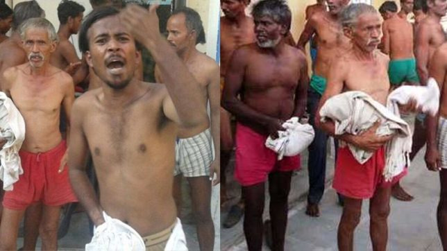MP: Farmers stripped to underwear, beaten after protest turned violent