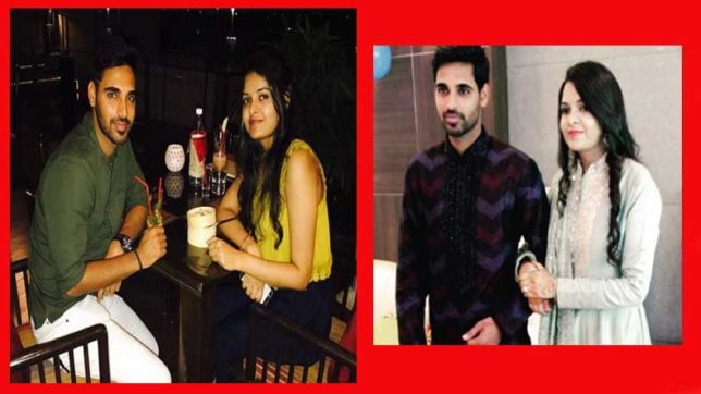 Bhuvneshwar Kumar begins new spell; gets engaged to Nupur Nagar in a private ceremony