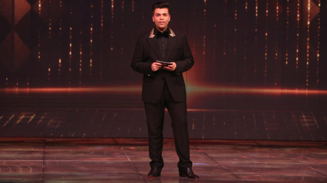 Like movies even Indian economy will improve in the second half, says Karan Johar