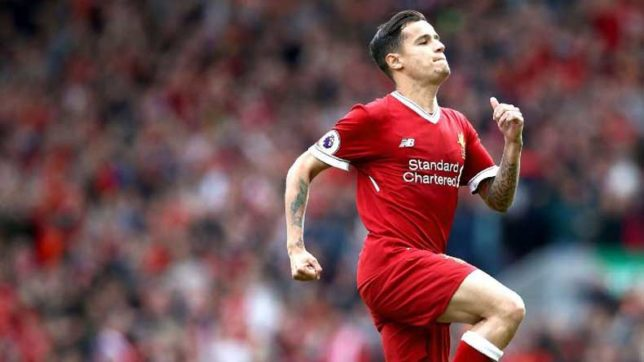 Barcelona set to make another bid for Liverpool star Philippe Coutinho in January