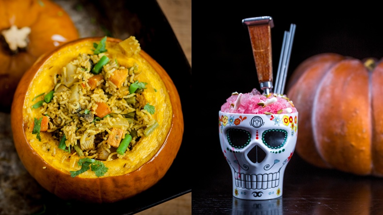 Easy-to-make pumpkin recipes for Halloween